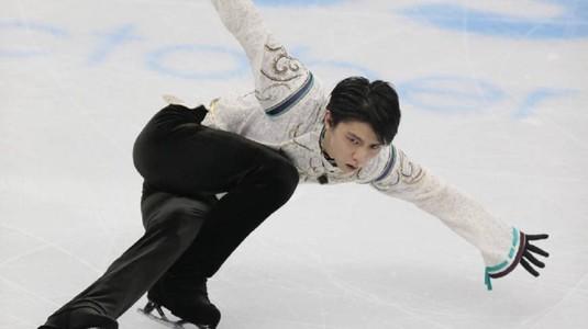 Yuzuru Hanyu va reveni în competiţii la JO de la Pyeongchang, după o accidentare la gleznă