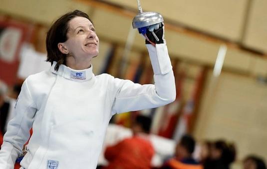 VIDEO | Întoarsă în competiţii toamna trecută, după un an de pauză, Ana Maria Popescu vrea să revină rapid în top