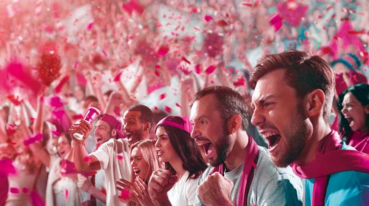 Dolce Sport este acum Telekom Sport! TOT SPORTUL. ACUM