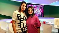 VIDEO | Cristina Neagu a fost invitata Geaninei Iacob la Zoom Sport, într-o ediţie specială
