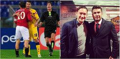 """Întâlnire specială pentru Adi Mutu la Roma! Remember: Momentul în care Francesco Totti l-a sunat pe """"Briliant"""" să-l convingă să semneze"""