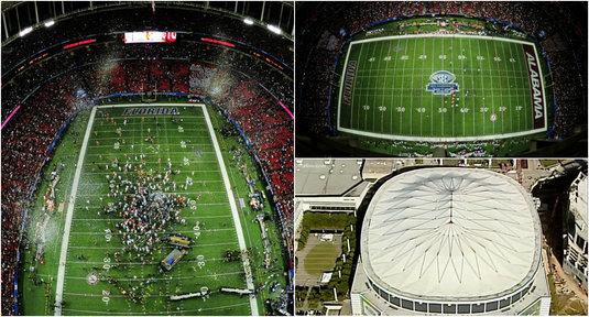 VIDEO | Arenă de 500 de milioane de dolari DĂRÂMATĂ în 15 secunde! Imagini incredibile cu prăbuşirea stadionului de 80.000 de locuri inaugurat în 1992