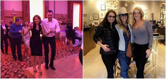 FOTO |  Cum au intrat vedetele din sport în noul an. De la Nadia Comăneci, Laura Badea, Constantina Diţă sau Veronica Cochelea, toată lumea s-a distrat de minune!