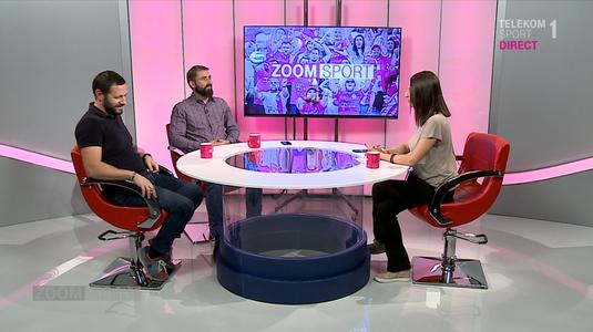 VIDEO | Aici poţi urmări cea mai recentă ediţie a emisiunii Zoom Sport