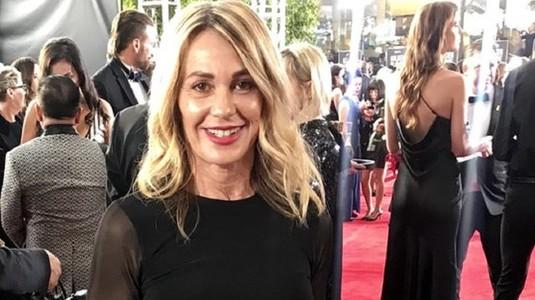 Nadia Comăneci, alături de Meryl Streep pe covorul roşu, la gala Globurilor de Aur - FOTO, VIDEO