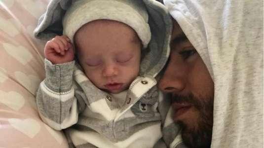 FOTO | Primele imagini cu gemenii lui Enrique Iglesias şi Anna Kournikova