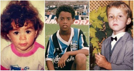Test de suporter! Toţi au ajuns idoli în lumea fotbalului. Câţi dintre ei recunoşti?