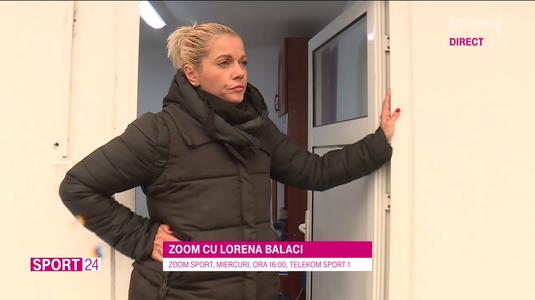 ZOOM SPORT | Lorena Balaci este invitata Geaninei Iacob, miercuri, de la ora 16:00