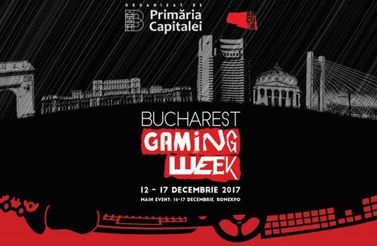 Bucharest Gaming Week: În decembrie, Bucureştiul devine capitala gamingului