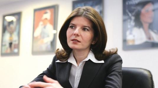 Fostul ministru al Tineretului şi Sportului, Monica Iacob Ridzi, aşteaptă astăzi decizia privind liberarea condiţionată din închisoare