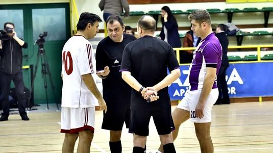 Super turneu pentru legendele fotbalului românesc, pe 19 decembrie! Cupa Campionilor pentru Oltenia se vede pe Telekom Sport 2