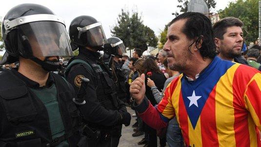 """Zi decisivă pentru viitorul Cataloniei şi răsturnare de situaţie în sondaje. Pique: """"Va trebui să respectăm rezultatul"""""""