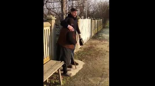 """VIDEO EMOŢIONANT   Ciprian Marica şi-a vizitat bunica de la ţară: """"Este o eroină, credeţi-mă!"""""""