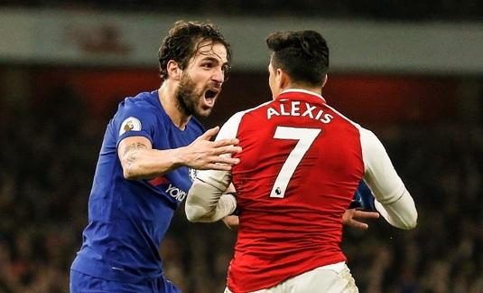 Arsenal şi Chelsea se bat pentru prima finală a sezonului, cea din Cupa Ligii Angliei
