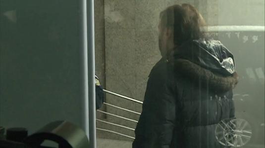 VIDEO | Gabi Popescu a fost audiat la DIICOT! Fostul fotbalist a stat patru ore în faţa procurorilor