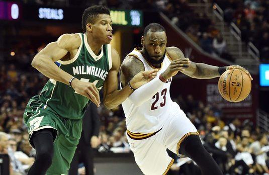 VIDEO | Duelul anului în NBA. Greek Freak versus LeBron James