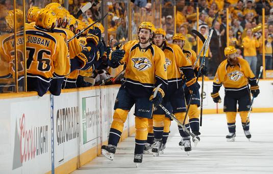 VIDEO   Predators, echipa de neoprit. Rezultate şi rezumate din NHL