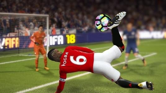 VIDEO | Topul celor mai tari goluri pe care le poţi reuşi la FIFA 18. Execuţii şi faze de senzaţie