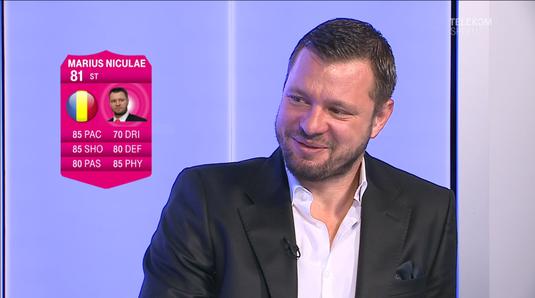 E-PLAY | Marius Niculae şi-a creat profilul de jucător în FIFA 18. La ce capitol se consideră mai bun decât Ronaldo şi Messi | VIDEO EXCLUSIV