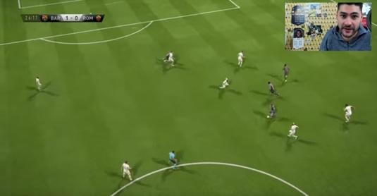 VIDEO | Asta e cea mai eficientă schemă din FIFA 18! Nu rata tutorialul lui Ovvy