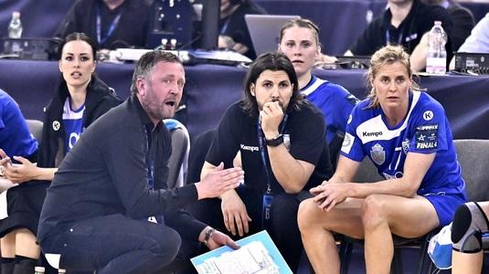 EXCLUSIV | Antrenorul secund al CSM-ului va face parte din staff-ul unei naţionale de top la Mondialul de handbal feminin