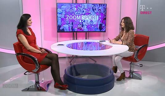 VIDEO | Narcisa Lecuşanu oferă detalii de ultimă oră din lotul naţionalei de handbal feminin, prezent la Cupa Mondială!