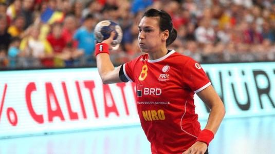 VIDEO | Sâmbătă se împlinesc 10 ani de când Cristina Neagu a debutat la echipa naţională