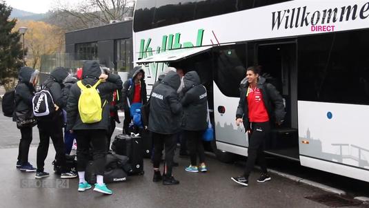 VIDEO | Fetele noastre au ajuns în Germania mai târziu decât s-ar fi aşteptat, dar sunt pregătite de Mondial