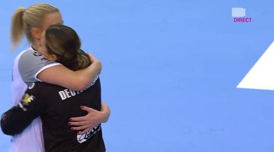 VIDEO | Germania a câştigat la scor meciul de deschidere al Mondialului de handbal feminin!