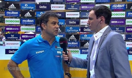 VIDEO | Reacţia lui Ambros Martin după victoria României cu Slovenia