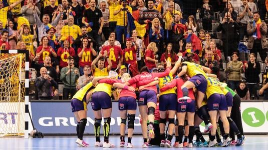 VIDEO | România câştigă DRAMATIC contra Spaniei şi se califică în faza următoare! Bravo, fetelor! Vezi cele mai frumoase momente