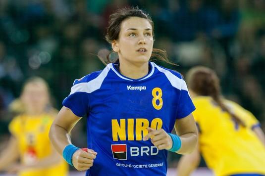 VIDEO | Cristina Neagu, mai tare decât fotbaliştii din Liga I! Handbalistele au făcut SHOW la antrenamentul de azi al României
