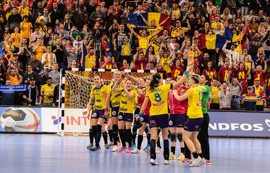 """VIDEO   Victorie neaşteptat de grea pentru România împotriva Angolei. Ne-a """"scos"""" din nou Cristina Neagu. Aici ai golurile meciului!"""