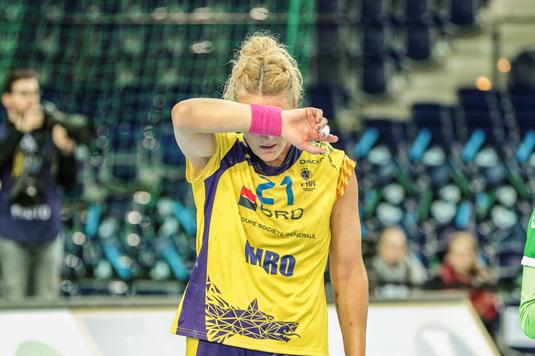 """Printre hohote de plâns, Crina Pintea trage toată vină înfrângerii asupra ei: """"Nu am ajutat echipa cu absolut nimic!"""""""