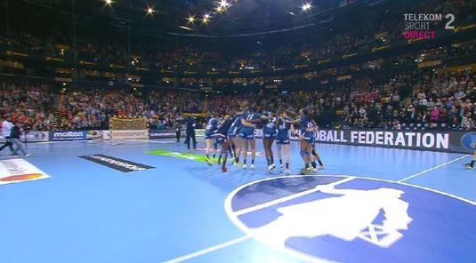 VIDEO | Franţa se califică dramatic în marea finală cu Norvegia. Suedia şi Olanda joacă pentru medaliile de bronz!