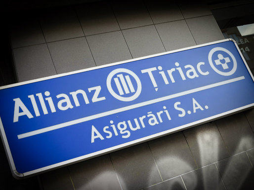 La conducerea Allianz-Țiriac revine un român, de la 1 septembrie. Vrignaud va conduce cancelaria șefului Allianz Group
