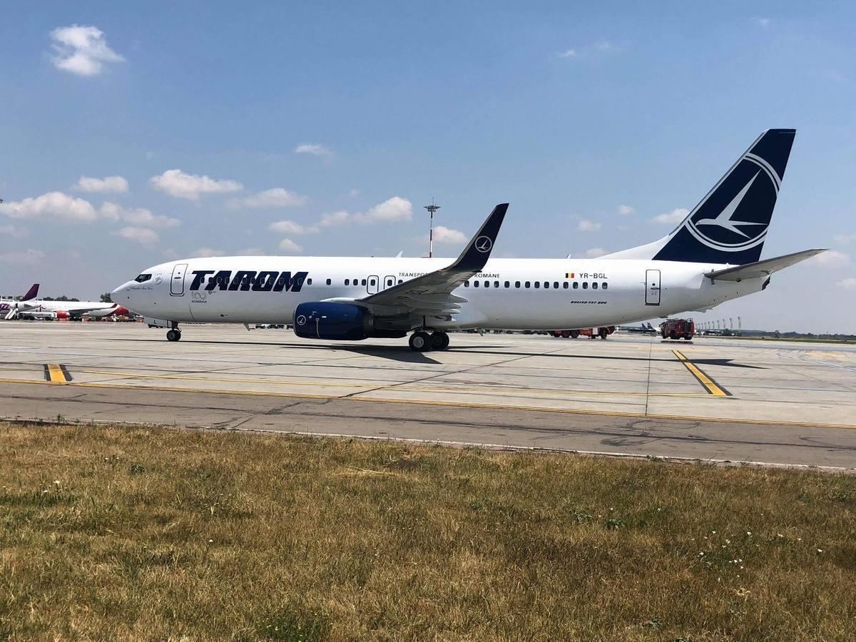 Tarom lansează în septembrie aplicația care va trimite pasagerilor un chestionar privind calitatea serviciilor, la maximum 10 minute după aterizare.