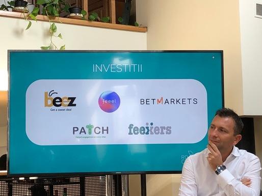 startup- uri de investiții internet