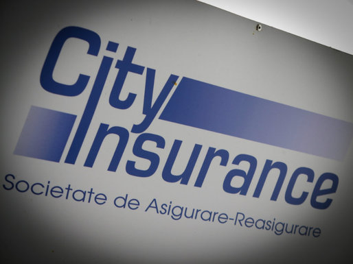 Creștere a primelor subscrise pentru City Insurance