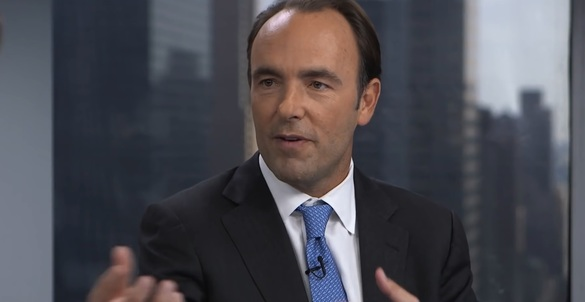 Kyle Bass, manager la Hayman Capital