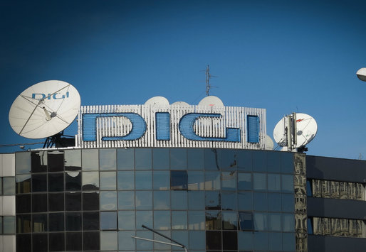 O știre pe care piața nu sconta: Digi Communications anunță distribuirea de dividende. Randament mai mic de 1%