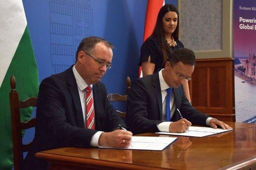 Oficial: Gazele românești din Marea Neagră ar putea asigura jumătate din consumul Ungariei. Două companii maghiare au rezervat BRUA până în 2037. ExxonMobil a încheiat un parteneriat strategic cu Budapesta