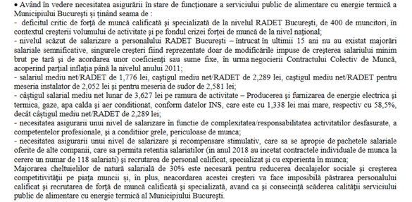 Document RADET