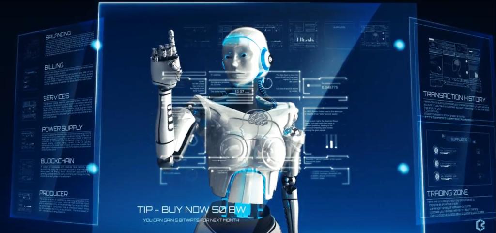 tehnologie pentru crearea de consilieri roboți de tranzacționare