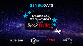 Black Friday cu branduri premium, în exclusivitate pe Sensodays