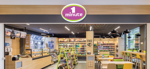 Lagardère Travel Retail deschide un nou magazin 1 Minute