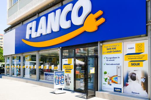 Schimbare de strategie - Flanco deschide un magazin în mall. CEO: În urmă cu trei ani, ieșeam din mall-uri pentru a ne extinde cu formate de magazine de dimensiuni mai mici. În 2017, Flanco acuza chirii aberante
