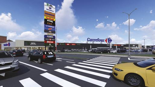 Prime Kapital inaugurează un centru comercial la Sfântu Gheorghe