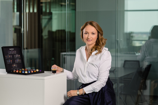 Nespresso numește un nou Business Executive Officer în România