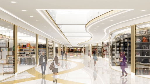 Retailerul german New Yorker deschide un magazin în Colosseum Mall din București